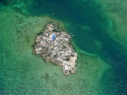 人类的力量 盘点全球10座最拥挤的岛屿